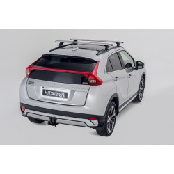 Barres de toit pour Mitsubishi Eclipse Cross